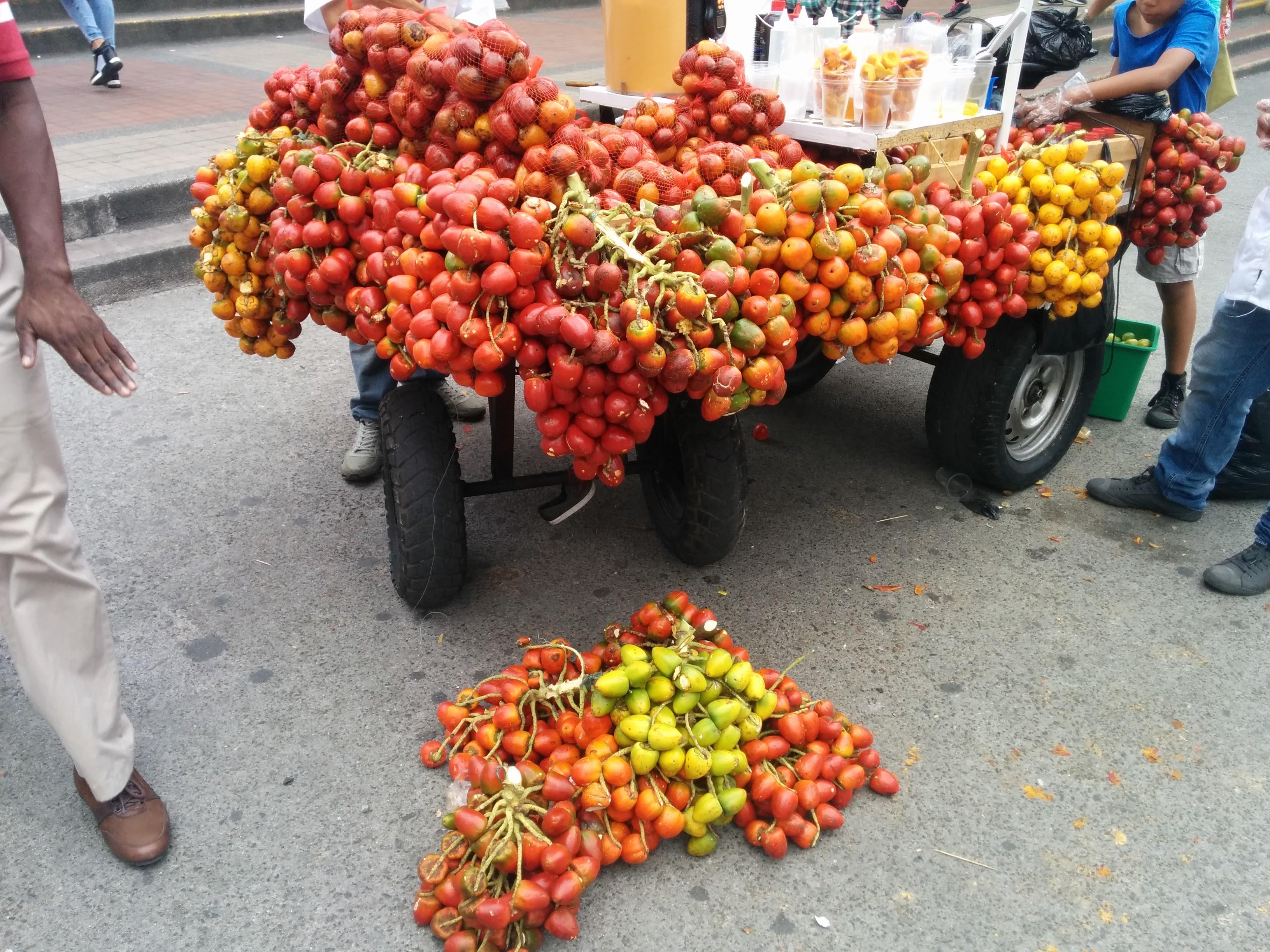 choontaduro fruit