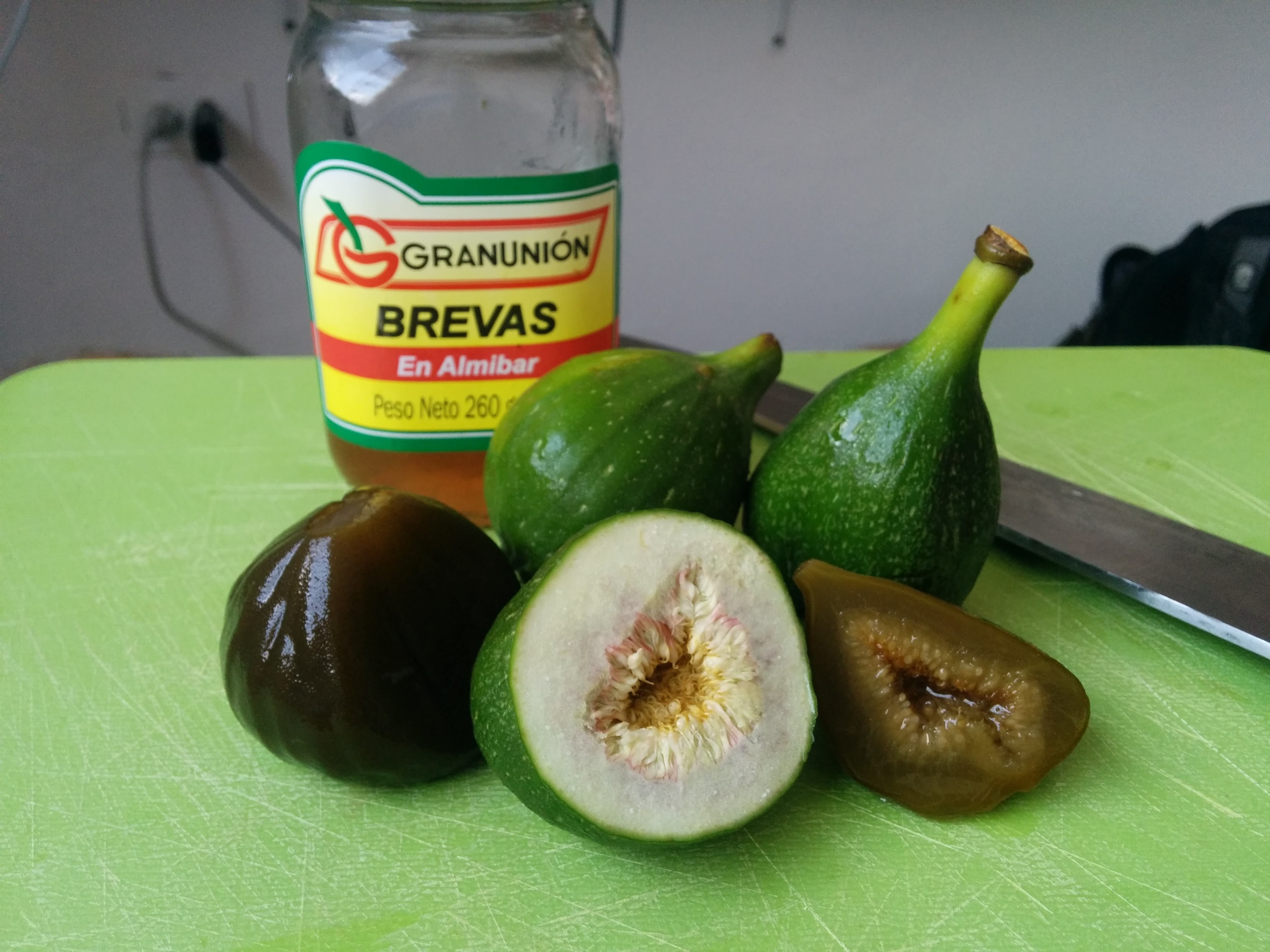 colombian figs - brevas