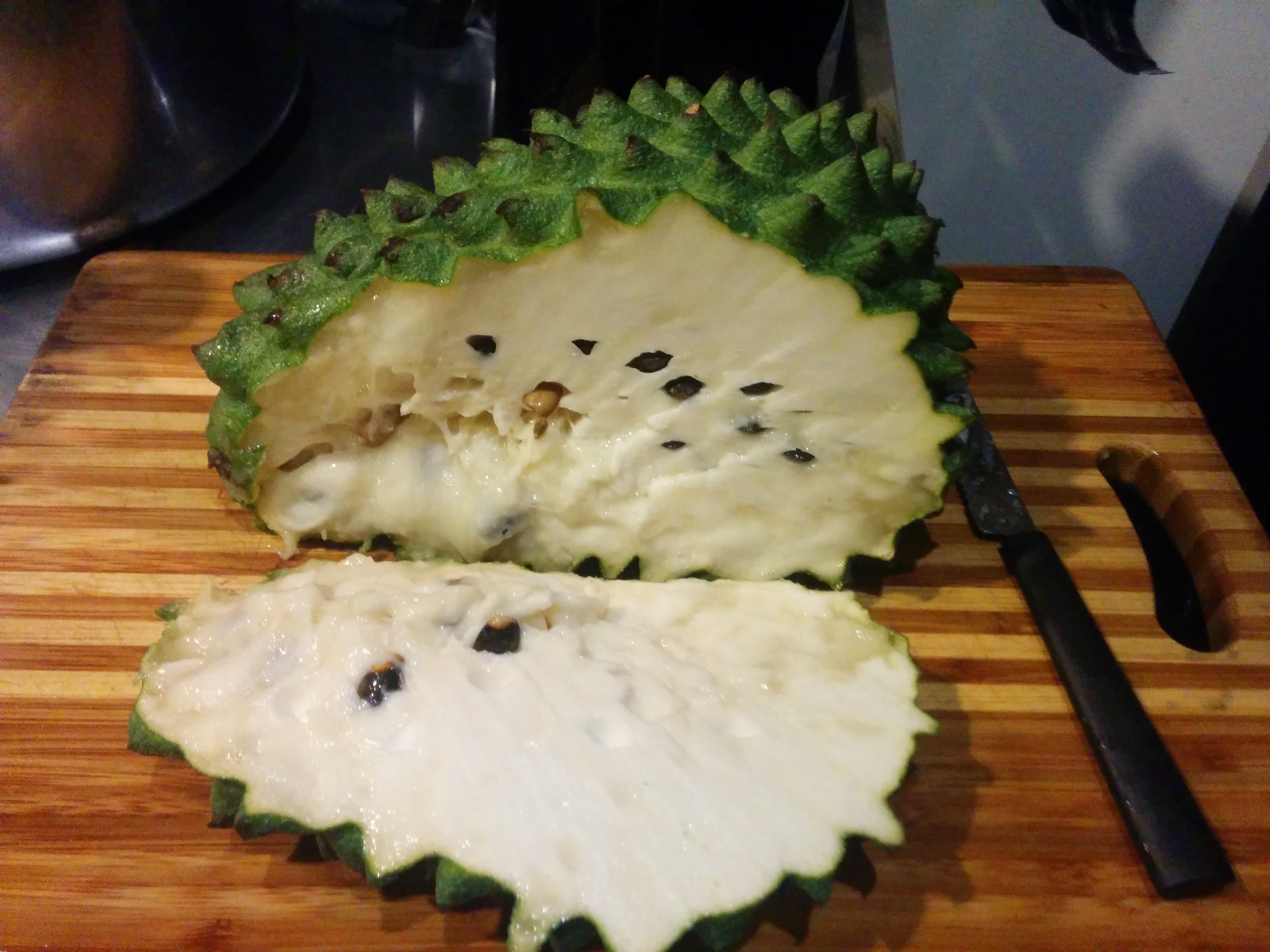 guanabana fruit of colombia