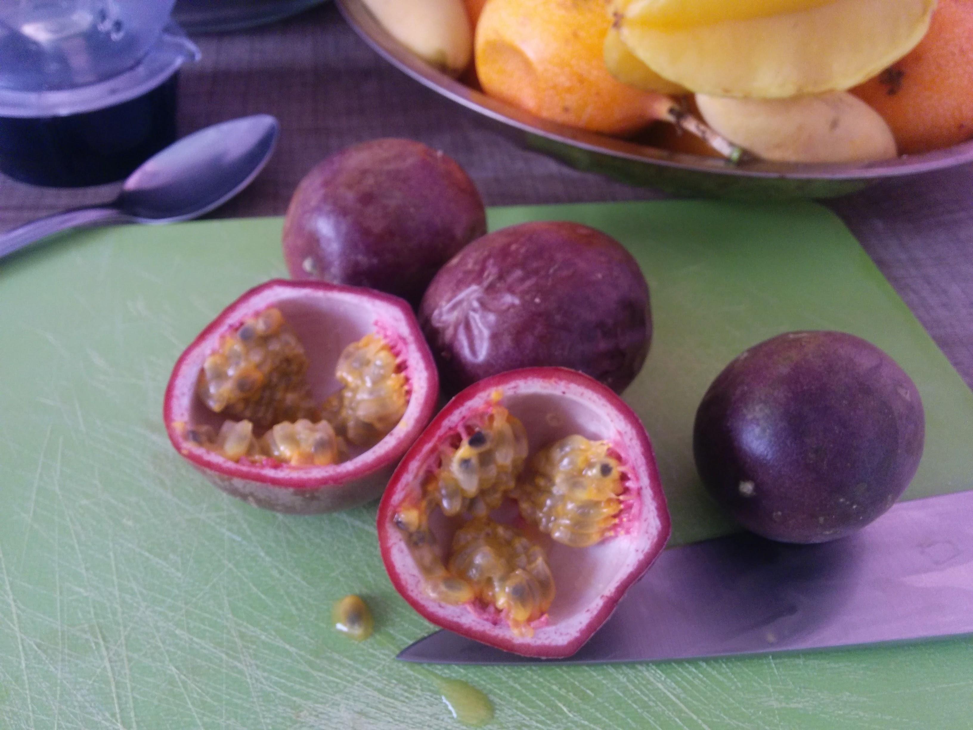 gulupa fruit